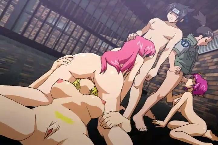 Naruto sex party