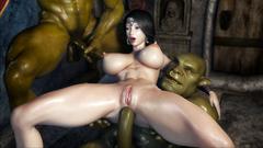3d Monster Porn Videos