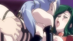 Hardcore and passionate pussy drilling for sexy hentai suts