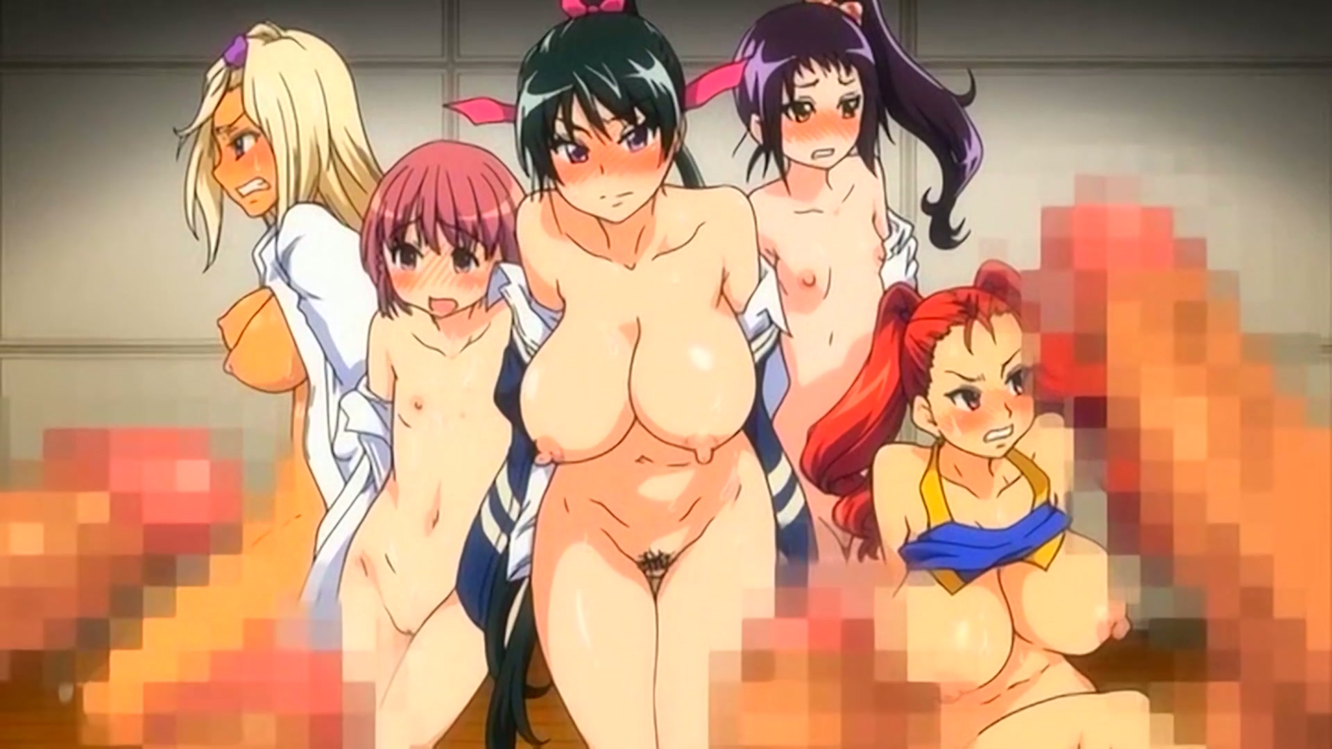 hentai massive cock force - Forced hentai babes getting fucked like a real sluts