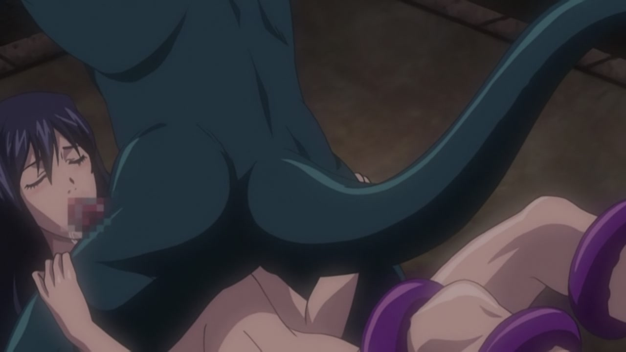 hentai animine monster porn