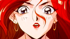 Awesome redhaired babe in XXX hentai cartoon
