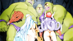 Ugly creatures like sexy girls - comics hentai porn