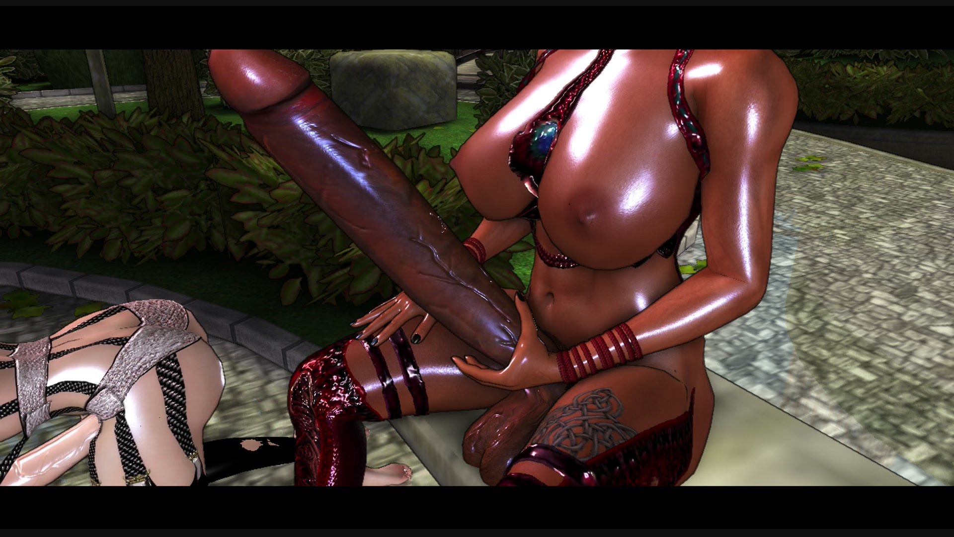 3d futanaria cartoon monster sex porn pic