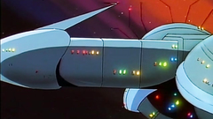 This spaceship looks like a dick and everybody's horny there