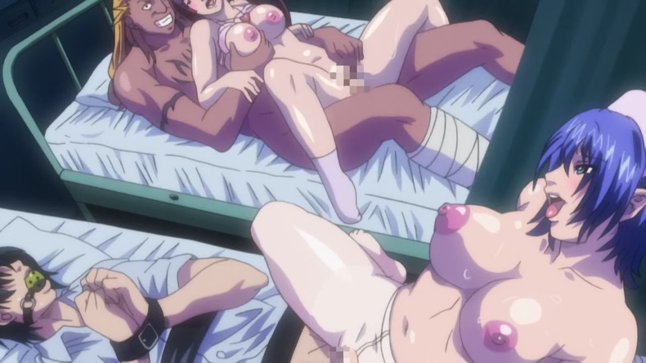 Naughty nurses hentai video share