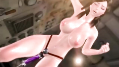 Hentai Babe Banged From Behind