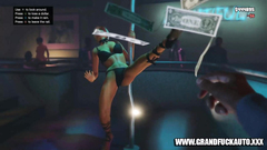 GTA 5 Strip Club First Person View