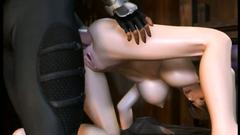 Final Fantasy Hitomi Anal