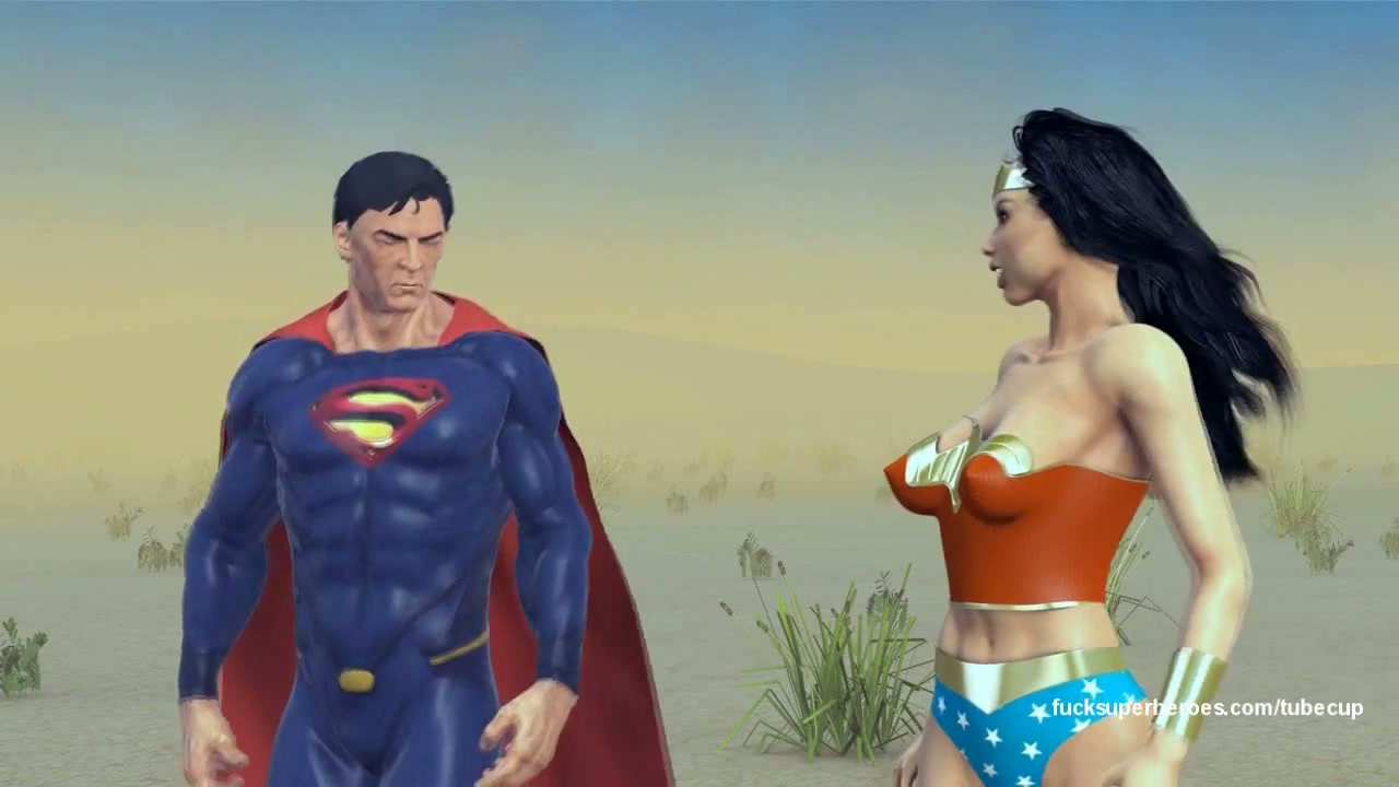 That superman fucking wonder woman