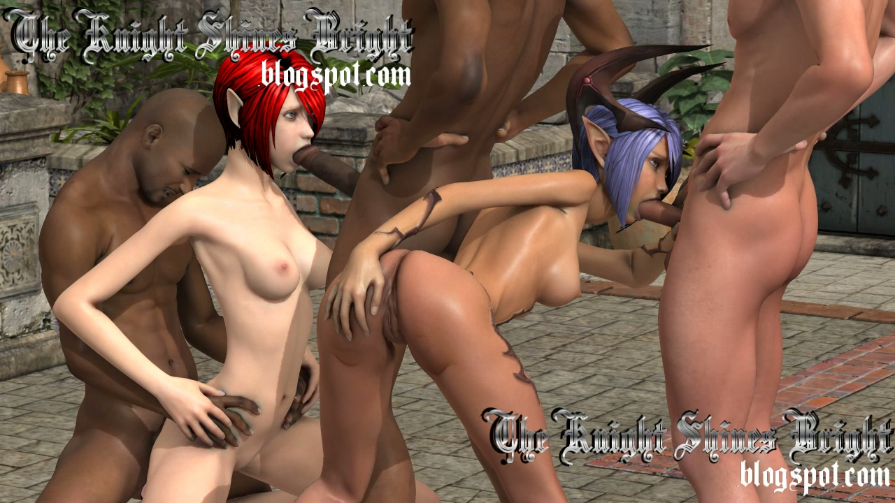 3d world of warcraft hentai remarkable, very