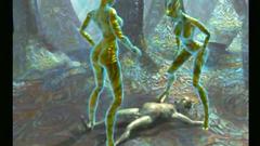 Xxx alien creatures with huge dicks fucks women of planet earth