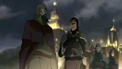 Avatar Korra ambushed and brutally began to fuck her in the mouth and ass