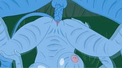 Avatar heroes screwing around in thier wonderland