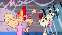Ren and stimpy boobs