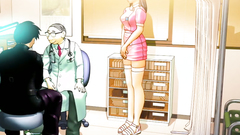 Amazing hentai girl is a sexy nurse who gets screwed by a kinky doctor
