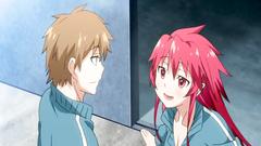 Horny redhead schoolgirls feels horny always - hentai porn vids