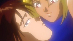 Sexual adventures of hot and sexy babes in hentai toon