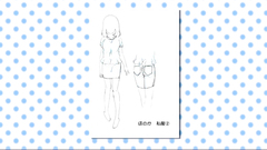 Drawn hentai scratches with young chicks