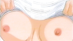Classic hentai cartoon video wit naked sexy babe