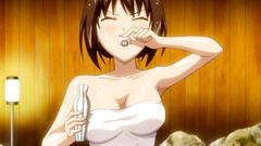 Amazing hentai girl has a really sexy body