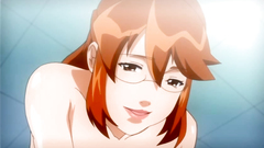 Awesome POV threesome in hentai porn toon