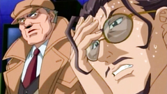 Detective hentai story with big breasted sexy babe
