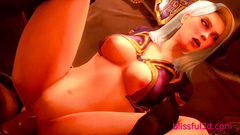 Warrior Princess fucked hard