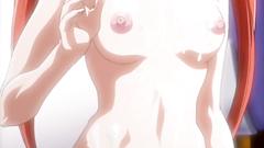 Innocent - looking girl in xxx porn cartoon