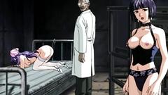 Fetish BDSM fuck for beautiful hentai girls
