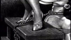 Her male slave is ready to do everything she wants