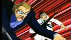 Old school anime toon with hot and sexy girls