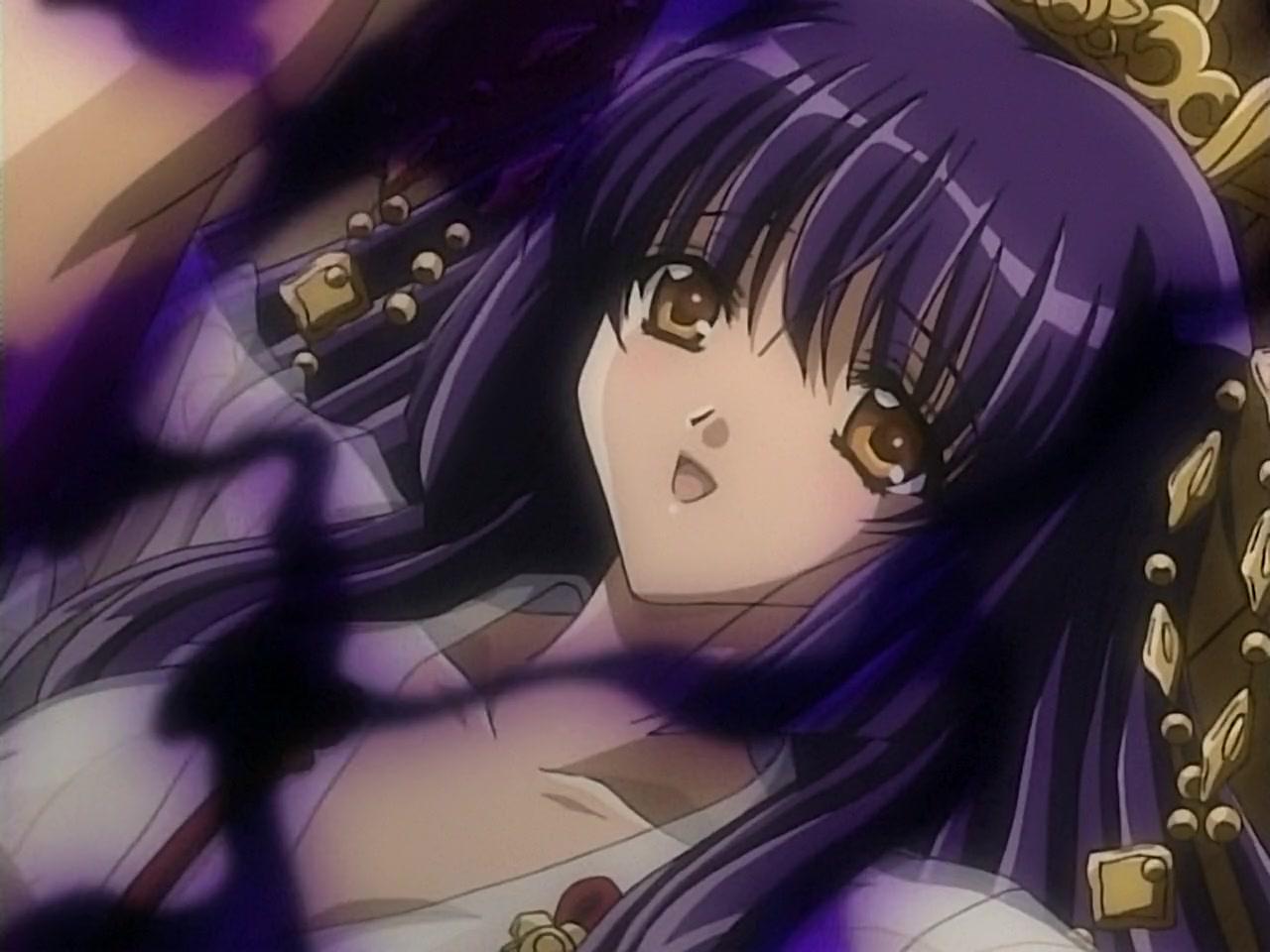 Animasi Hentai young and sweet anime girl in romantic hentai cartoon