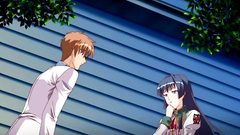 Hentai love story of young schoolgirl and her classmate