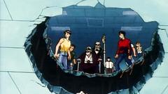 Old school anime cartoon - interesting story