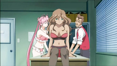 Sexy girls looking for some cock in this hentai cartoon