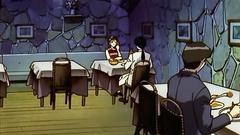 Old school animated cartoon with beautiful teens