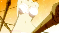 Young and sexy animated babes in hentai video