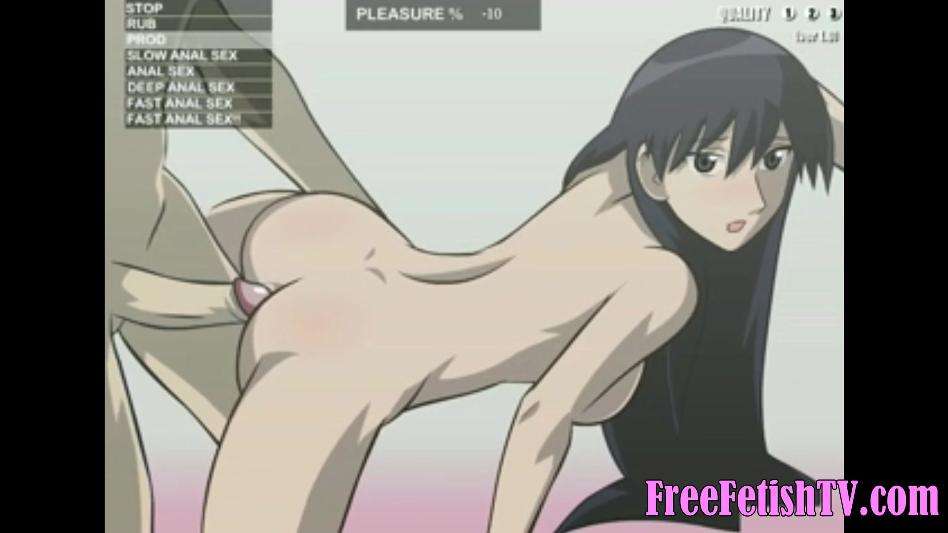 Hentai anal uncensored
