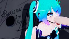 LOLI-POP GIRLS: Miku Gloryhole By Mantis-X