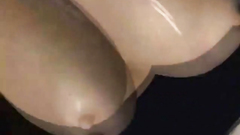 3D Busty Coed Gets Gets 4 Cumshots!