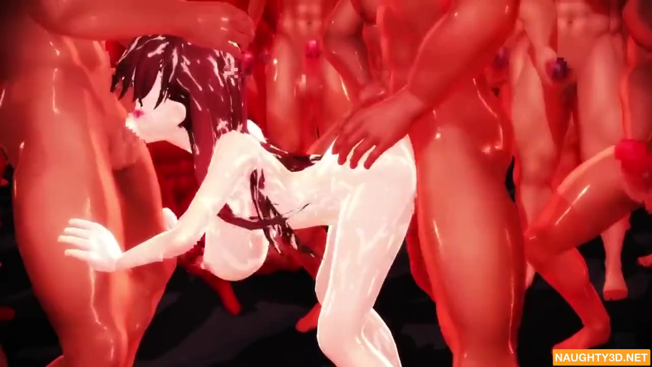 Hentai 3d Uncensored Gangbang