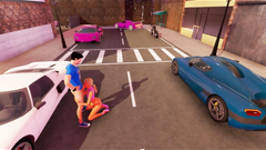 3D Futanari Street Whore!