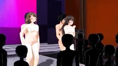 3d Hentai Sex show